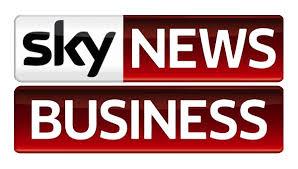Shukri Barbara is interviewd on Sky News|Business TV