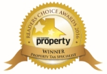 Readers Choice Awards Tax Specialist of the Year 2016