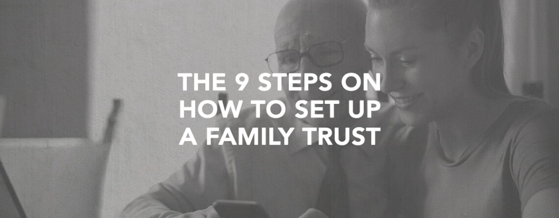 how to set up a family trust thumbnail