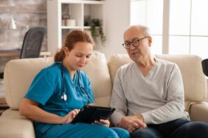 main residence exemption aged care